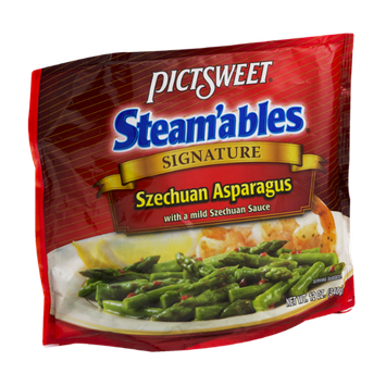 Pictsweet Steam'ables Signature Szechuan Asparagus