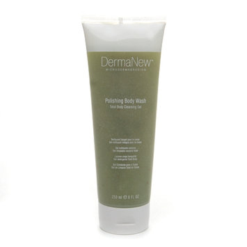 DermaNew Microdermabrasion Polishing Body Wash