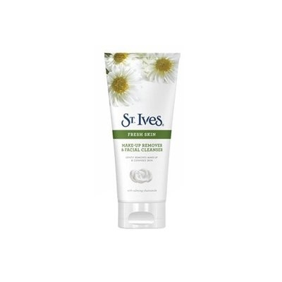 St. Ives Makeup Remover & Facial Cleanser 6 oz (170 g)