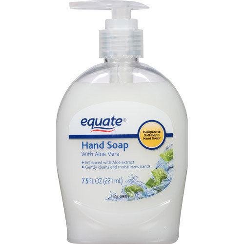 Equate Liquid Hand Soap with Aloe Vera, 7 5 fl oz Reviews 2019