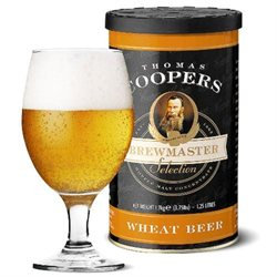 Coopers DIY 11-00906-00 Wheat Beer Hopped Malt Refill