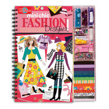 T.s. Shure T.S. Shure Chic Fashion Designer Book & Design Kit