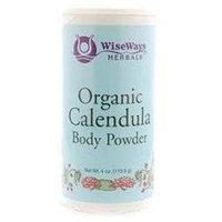 Wise Ways - Calendula Body Powder - 3 oz.