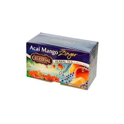 Celestial Seasonings 27807 Acai Mango Zinger Herb Tea
