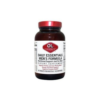 Olympian Labs - Daily Essentials Men's Formula - 30 Tablets