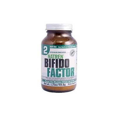 Bifido Factor DAIRY FREE 1.75 OZ by Natren