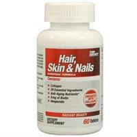 Top Secret Nutrition Hair, Skin Nails - 60 Tablets