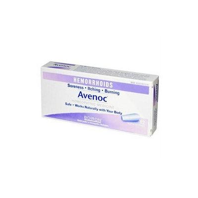 Boiron 0322727 Hemorrhoids Avenoc Suppositories - 12 Suppositories