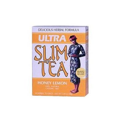 Hobe Laboratories 0208249 Ultra Slim Tea Honey Lemon - 24 Tea Bags