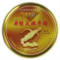 Prince of Peace American Ginseng Root Candy - 4.2 oz