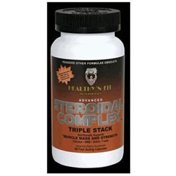 Healthy N Fit Healthy 'N Fit Advanced Steroidal Complex - 90 Capsules