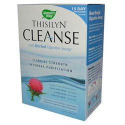 tures Way Thisilyn Cleanse with Herbal Digestive Sweep Kit by Nature's Way