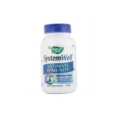 tures Way SystemWell Ultimate Immunity by Nature's Way - 90 Tablets