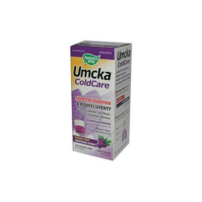 Nature's Way Umcka Grape Syrup Sf Af 4 Oz By Nature's Way (1 Each)