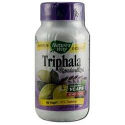 tures Way Triphala Standardized Extract by Nature's Way - 90 Vegetarian Capsules