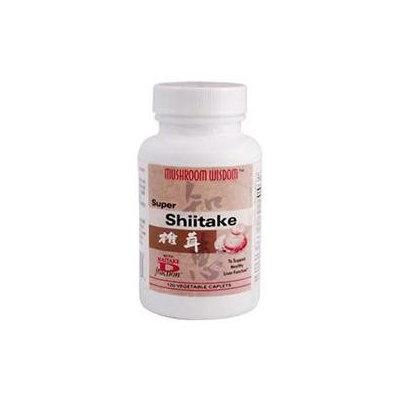 Maitake Super Shiitake - 120 Caplets - Mushroom Combinations