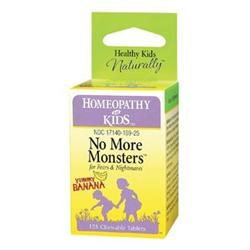 Homeopathy for Kids No More Monsters - 125 Chewable Tablets - Other Homeopathics