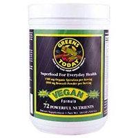 Greens Today Vegan Formula Superfood Powder - 18 oz