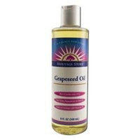 Heritage Store 1157122 Grapeseed Oil - 8 fl oz