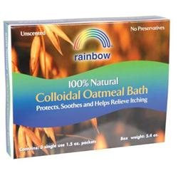 Rainbow Research 84301 Collodial Oatmeal Bath Powder