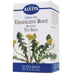 Alvita Teas Dandelion Root (Roasted) Tea Bags