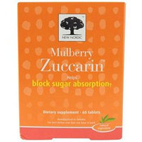 New Nordic Mulberry Zuccarin Dietary Supplement Tablets