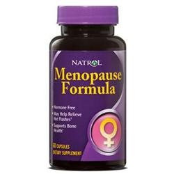 Frontier Natrol Complete Balance for Menopause AM - PM - 60 Capsules