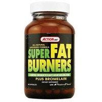 Action Labs Super Fat Burners plus Bromelain - 60 Capsules