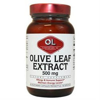 Olympian Labs Olive Leaf Extract 500mg, 60 capsules