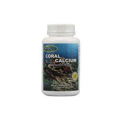 Tropical Oasis Coral Calcium, Capsules, 60 ea