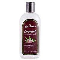 Cococare Coconut Moisturizing Oil, 9 fl oz