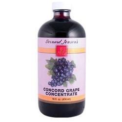 Bernard Jensen 0523399 Grape Concentrate - 16 fl oz