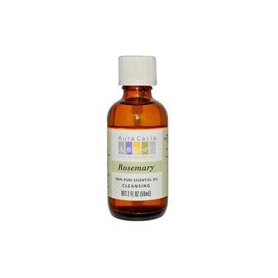 Aura Cacia 100% Pure Essential Oil Rosemary Cleansing 2 oz
