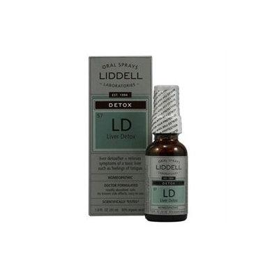 Liddell Laboratories - LD Liver Detox Homeopathic Oral Spray - 1 oz.