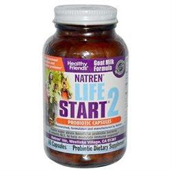 Life Start 2, Goat Milk, 60 Capsules, Natren