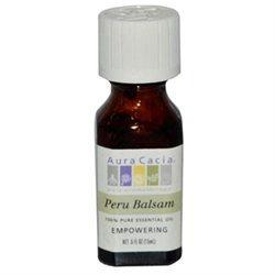 Frontier Aura Cacia 100% Pure Essential Oil - Peru Balsam
