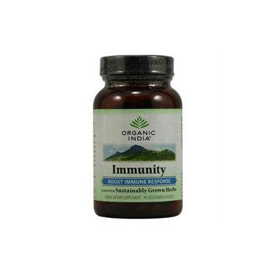 Organic India - Immunity Boost Immune Response - 90 Vegetarian Capsules