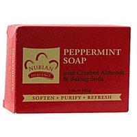 Nubian Heritage - Bar Soap Peppermint & Aloe - 5 oz.
