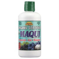 Dynamic Health Laboratories, Inc. Maqui, 33.8 fl oz (1 lt)