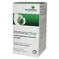 Futurebiotics 0744870 ImmunActive - 60 Vegetarian Capsules