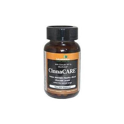 Futurebiotics CinnaCare Capsules, 60 ea