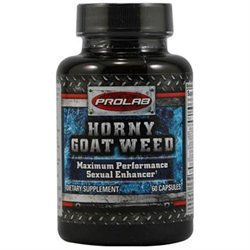 Prolab Nutrition - Horny Goat Weed - 60 Capsules
