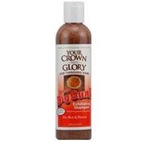 Frontier Your Crown and Glory - Nature's Exfoliating Shampoo - 8.6 oz.