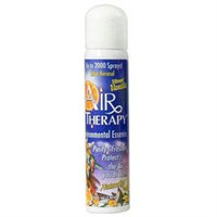 Air Therapy-Mia Rose Products 0525436 Natural Purifying Mist Vibrant Vanilla - 4.6 fl oz