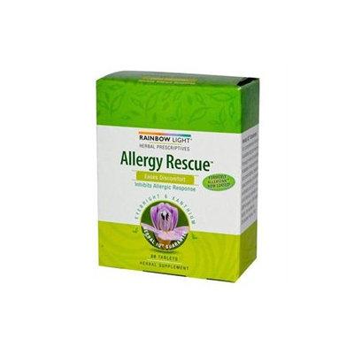Rainbow Light 0885913 Allergy Rescue - 30 Tablets