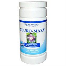 Dr. Venessas Formulas 0232470 Neuro-Maxx - 120 Tablets