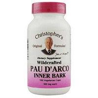 Dr.christopher's Formulas Pau D'Arco 100 Cap by Dr. Christopher's Formulas (1 Each)