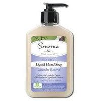 Sonoma Soap Company Lavender Reserve Natural Liquid Hand Soap - 12 Fluid Ounces Liquid - Hand & Body Washes