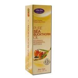 Life Flo 1013523 Pure Sea Buckthorn Oil Organic - 1 fl oz