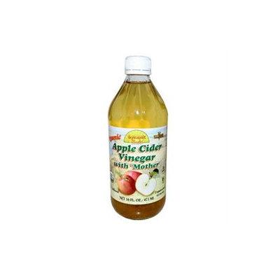 Dynamic Health Laboratories Dynamic Health, Organic Apple Cider Vinegar with Mother 16 fl oz